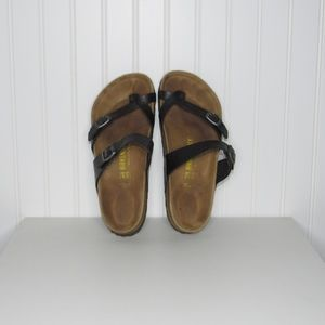 Birkenstock | Black Mayari Sandals